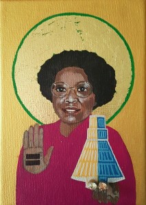 Mary Jackson - SOLD