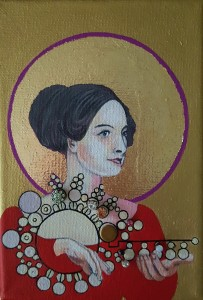 Ada Lovelace - SOLD