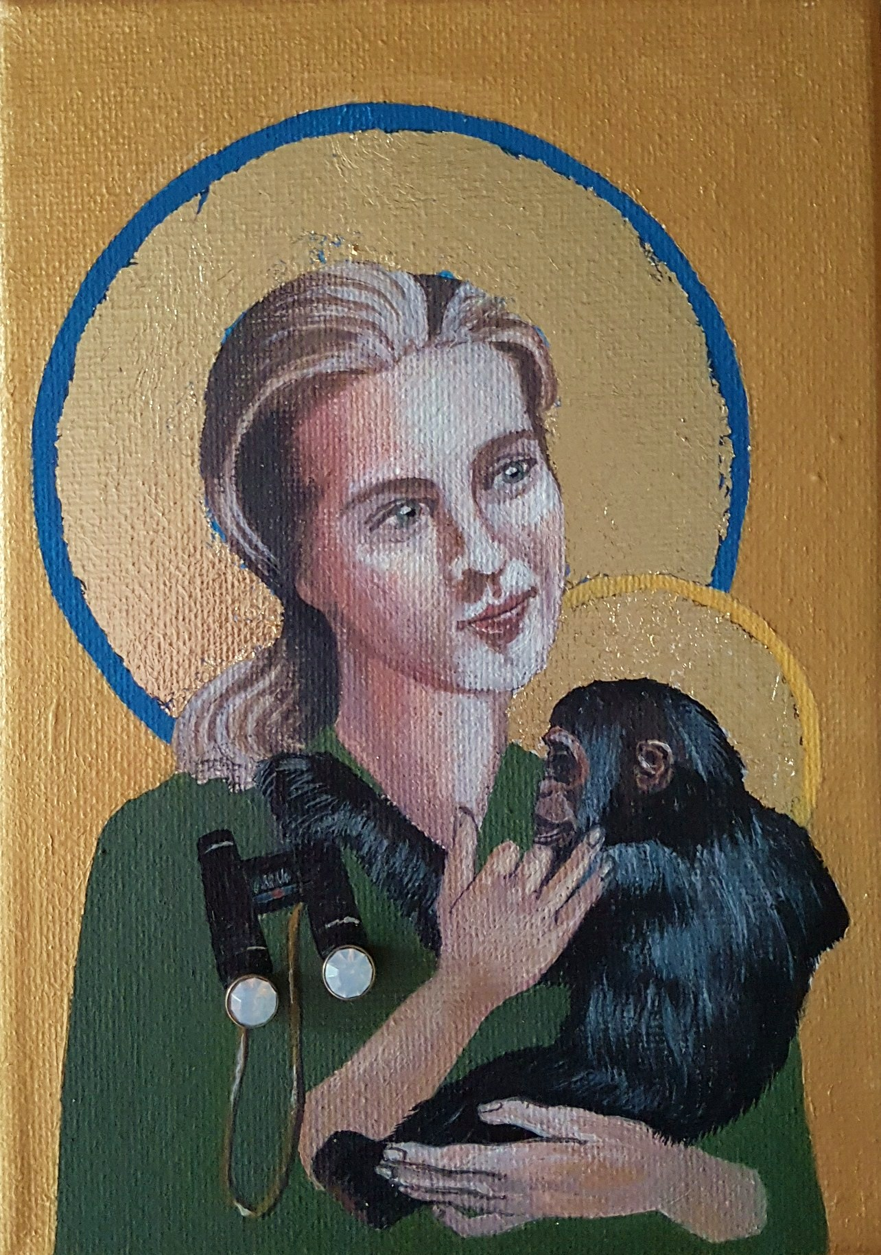 Jane Goodall - SOLD